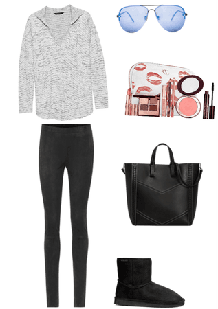 Holiday Travel Outfit
