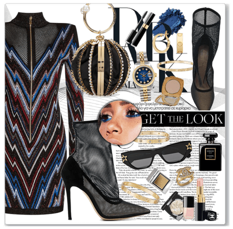 get the GLAM look