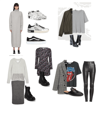 casual put together fall
