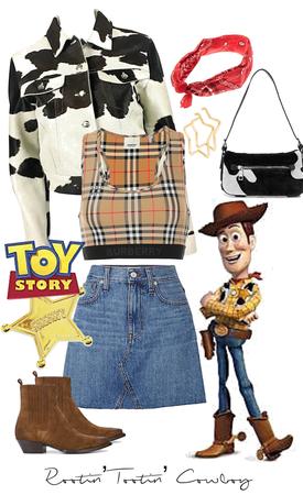 Rootin' Tootin' Cowboy