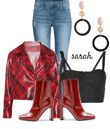 Travel fall casual Outfit