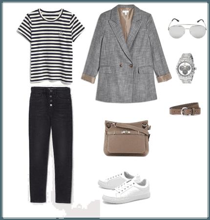 Men's style for women