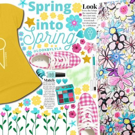 spring into spring 🎀💕💝