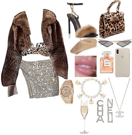 Cheetah Sparkling
