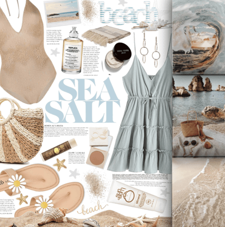 Sea salt| beaxh day