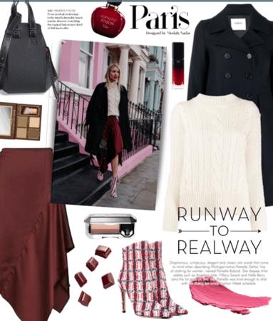 Paris - Runway to Realway