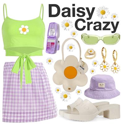 daisy crazy 🌼