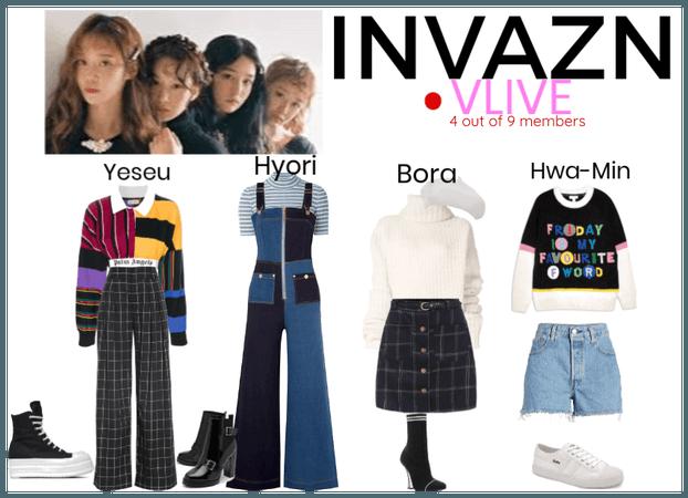INVAZN VLIVE 102819
