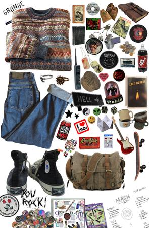 grunge 90s