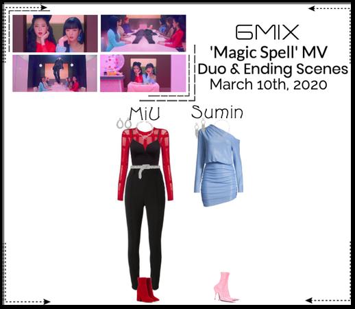《6mix》'Magic Spell'' Music Video