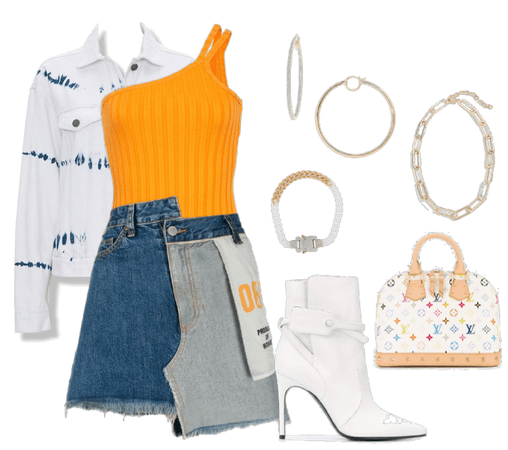 Styling White Boots