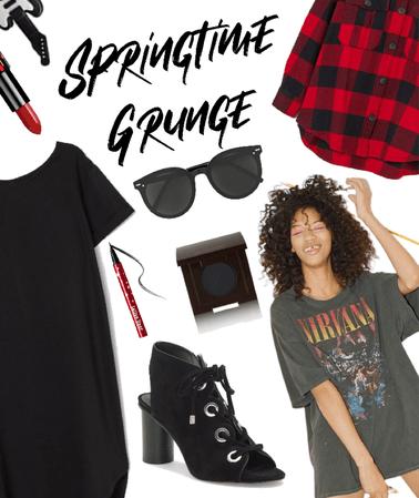 Spring Grunge