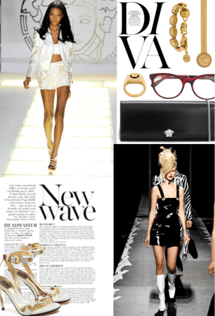 Celeb Style Versace