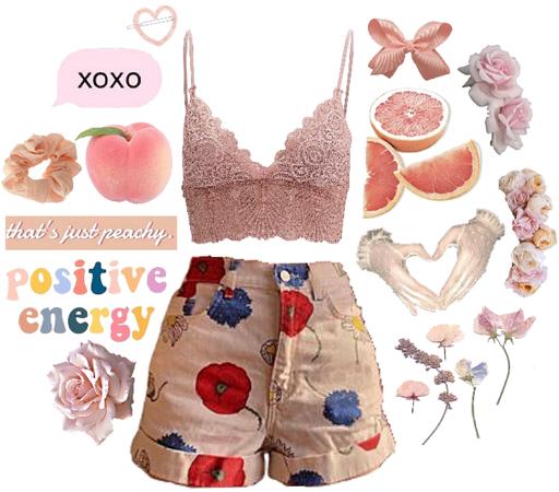 peachy keen, doll face🍑