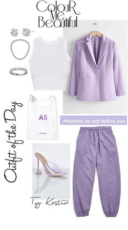 lavender aesthetics