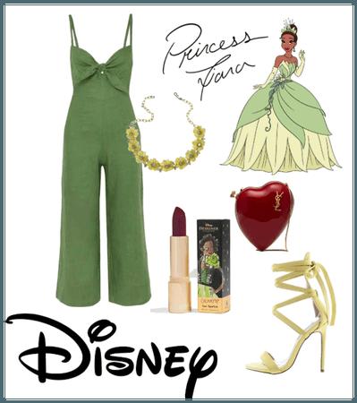 Tiana Disney Bounding
