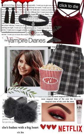 awww the vampire diaries