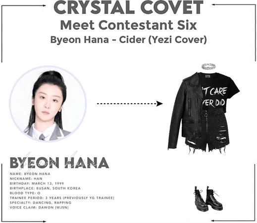 Crystal Covet (크리스탈 탐하다) Ep. 1 | Meet Byeon Hana