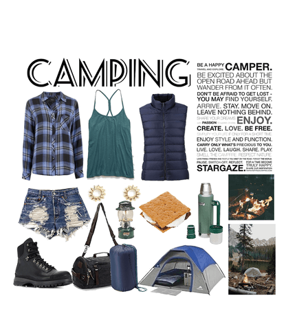 camp outfit