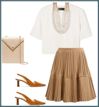 Elegant and casual