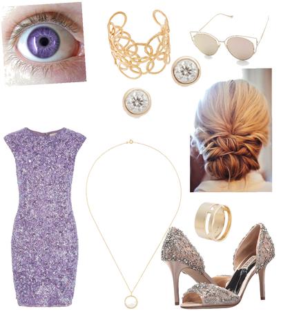Lavender looks