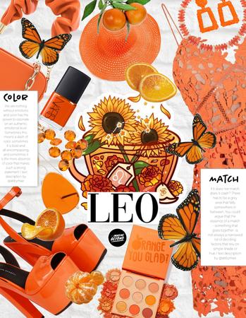 ♌️ Zodiac Style: Leo ♌️
