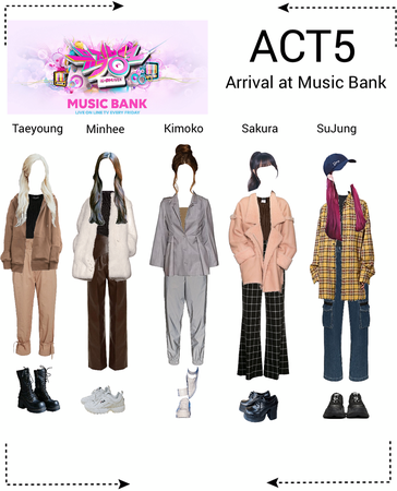 ACT5 - Arrival at Music Bank