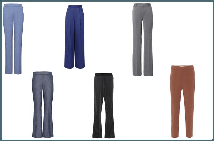manzana oval pantalones