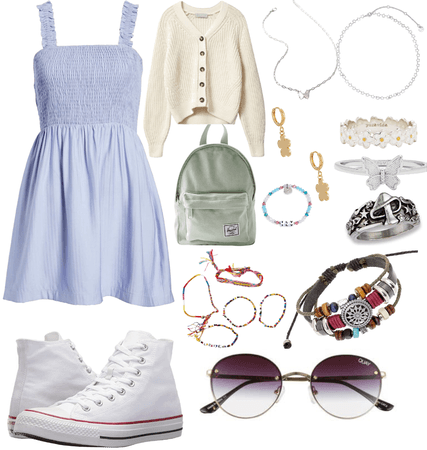 date with JJ outfit | OBX