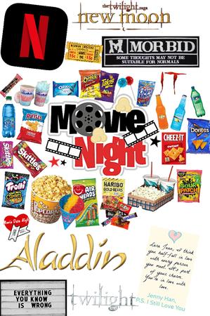 •MOVIE NIGHT