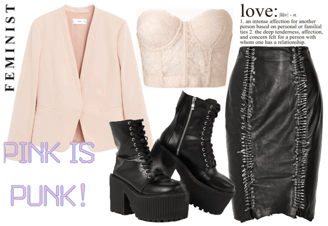 Pink is Punk!
