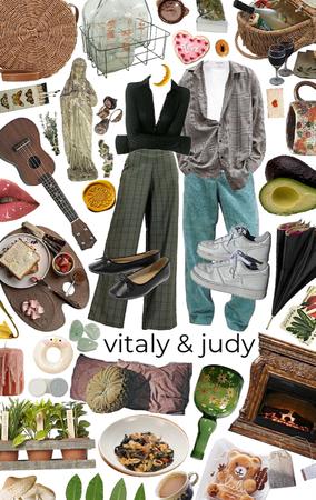 vitaly and judy