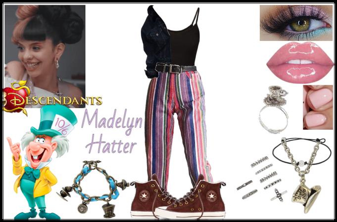 Madelyn Hatter - Auradon