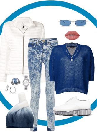 🎶 I'm Blue 🎶