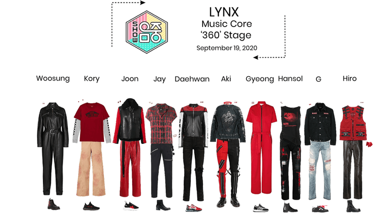 Lynx// '360' Music Core Stage