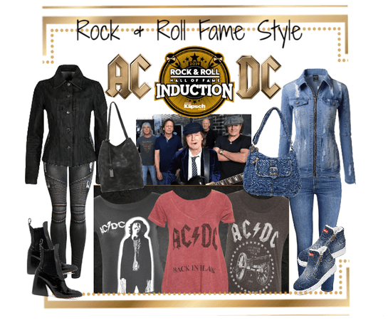 Rock and Roll Fame Style