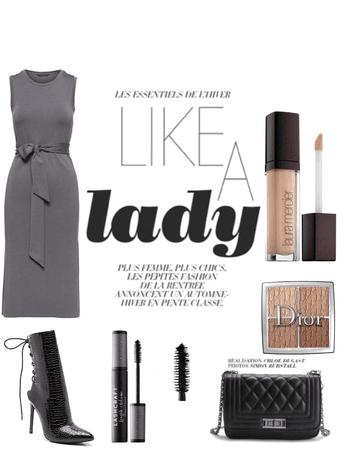 Like A Lady!