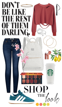 simple day outfit