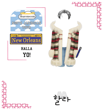 Heavenscent N. American Tour | New Orleans Yo!