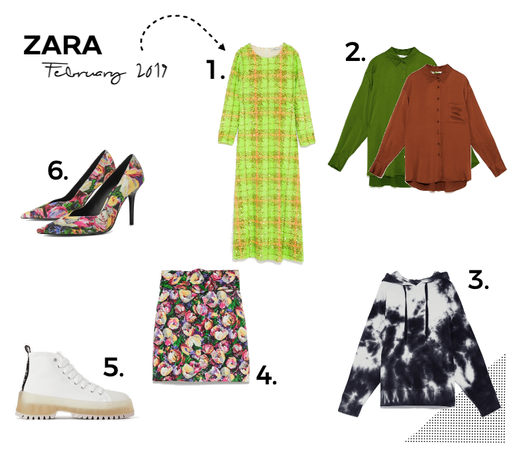 Zara - February 2019