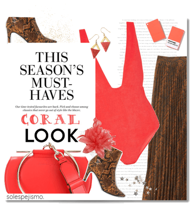 SS19 Coral Trend