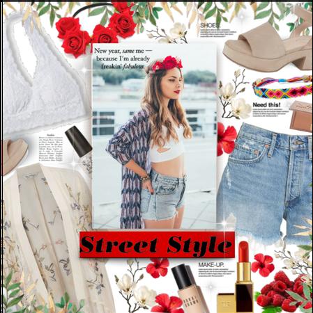 My street style