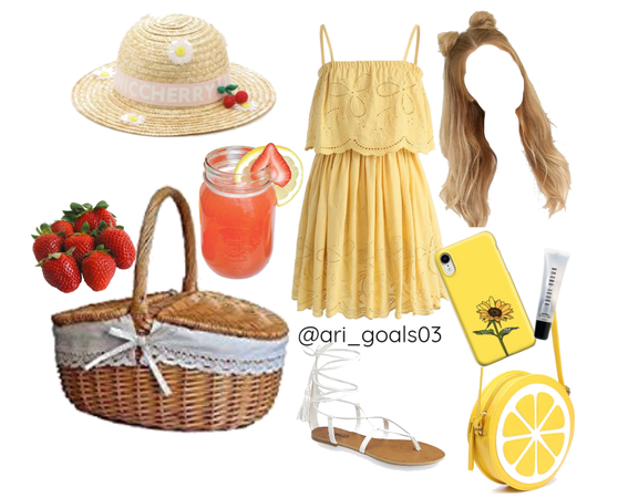 Labor Day Picnic Outfit