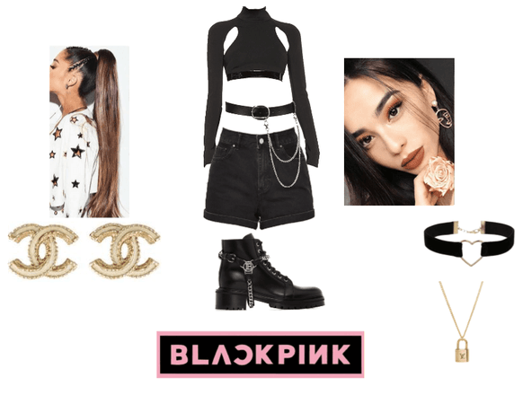 blackpink 5th member so hot outfit