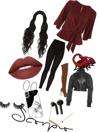 Scorpio Outfit