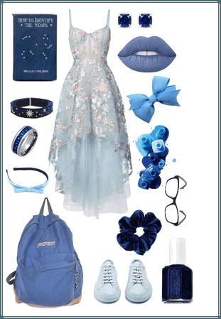 dainty dreamer (color aesthetic)