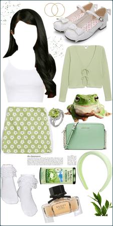 Clean& pristine green