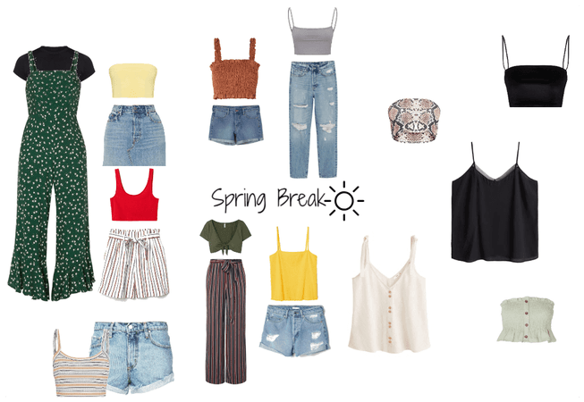 break outfit