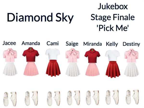Jukebox Stage Finale Performance