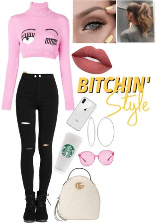 bitchin' style